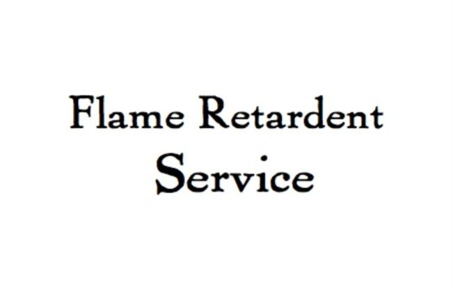 50300 - Flame Retardant Service